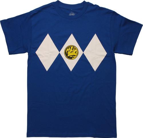 Power Rangers Blue Ranger T-Shirt