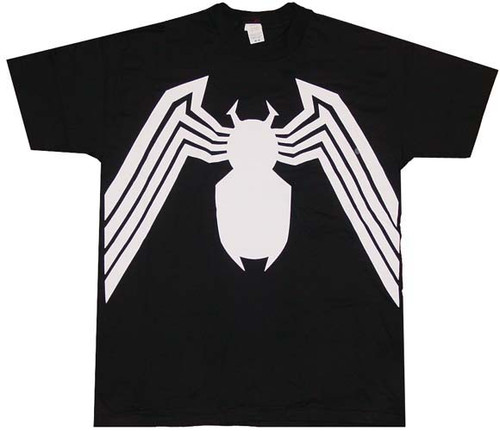 Venom Spider Logo T-Shirt