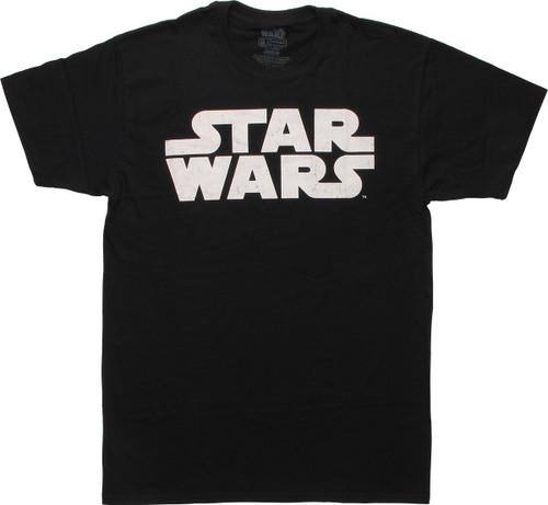 Star Wars Vintage Logo T-Shirt