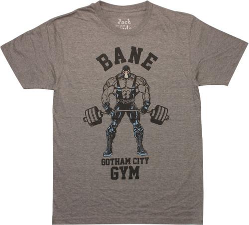 Bane Gotham City Gym T-Shirt