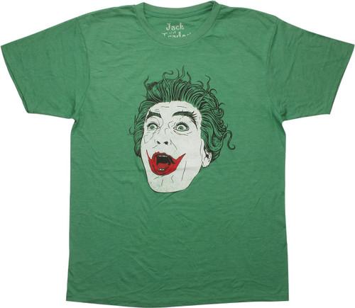 Joker TV Series Laughing T-Shirt Sheer
