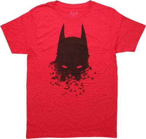 Batman Rorschach Mask T-Shirt