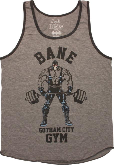 Bane Gotham City Gym Tank Top