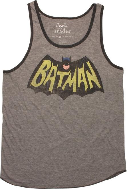 Batman TV Logo Tank Top
