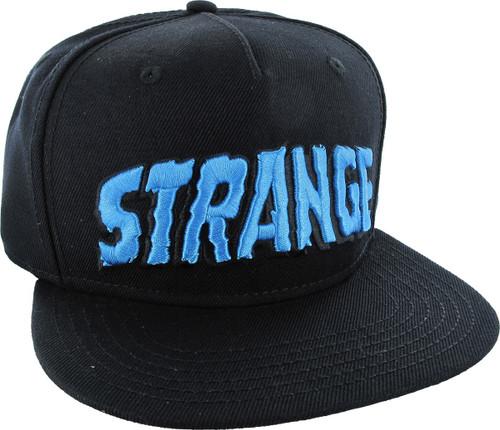 Dr Strange Embroid Name Sublimated Snapback Hat