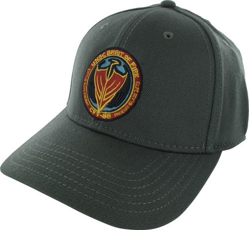 Halo Spirit of Fire Patch Flex Hat