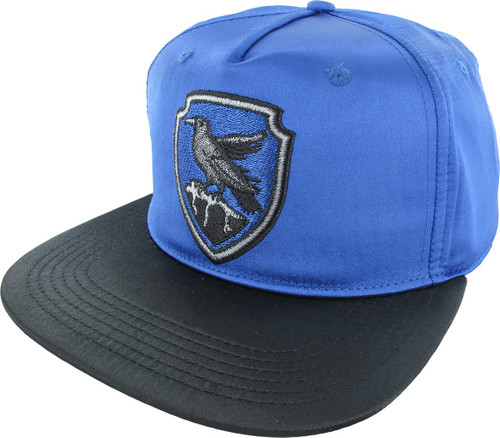 Harry Potter Ravenclaw Satin Snapback Hat