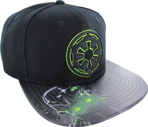Star Wars Rogue One Empire Snapback Hat