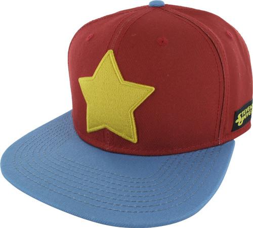 Steven Universe Star Patch Snapback Hat