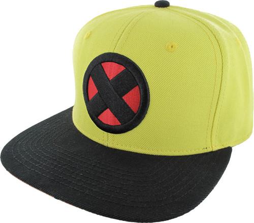 f998783a7b925 X Men Wolverine Logo Snapback Hat