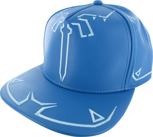 super popular b65d4 44563 Zelda Breath of the Wild Tunic Snapback Hat