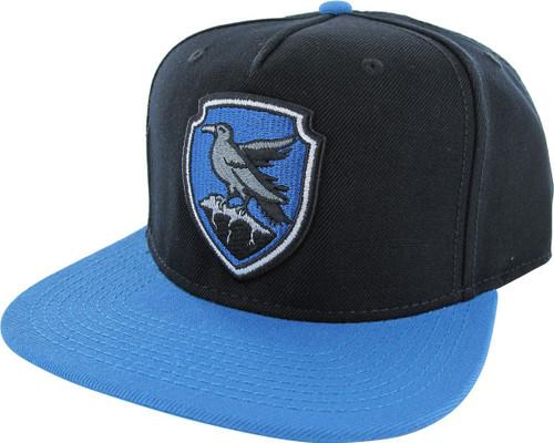 Harry Potter Ravenclaw Patch Snapback Hat ee988f8d29d9