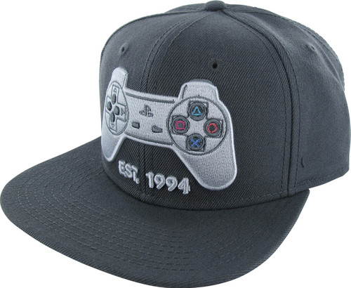 PlayStation Embroidered Controller Hat