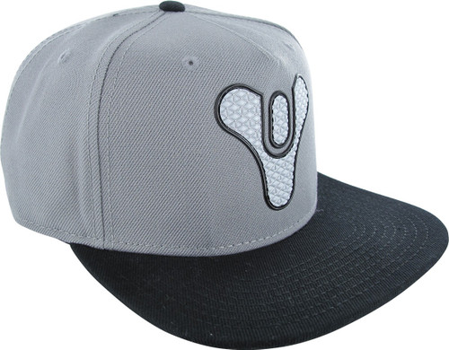 Destiny Logo Sonic Weld Snapback Hat