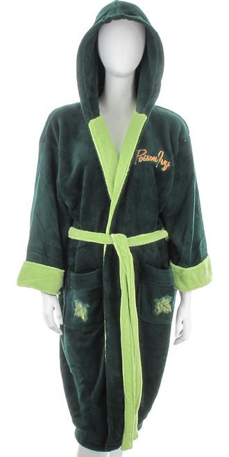 Batman Poison Ivy Bombshell Ladies Fleece Robe