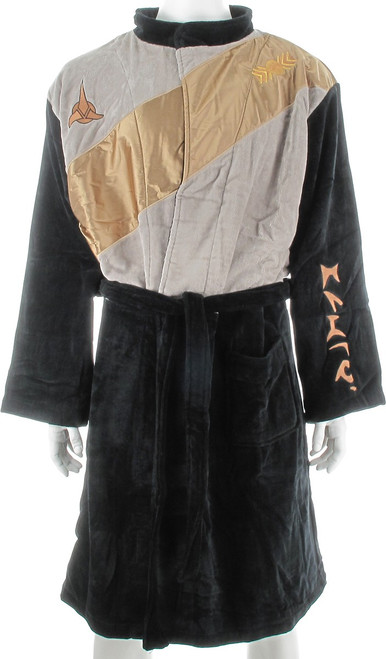 Star Trek Next Generation Klingon Terry Robe