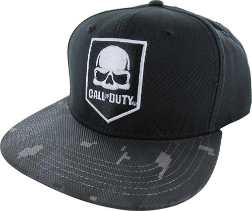 Call of Duty Infinite Warfare Camo Snapback Hat