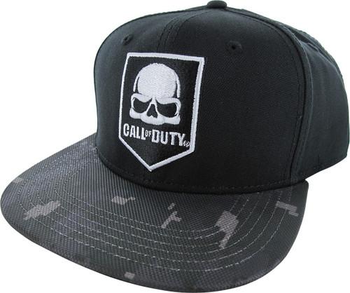 Call of Duty Infinite Warfare Camo Snapback Hat