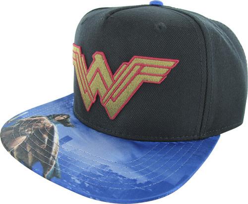 Wonder Woman BvS Sublimated Hat