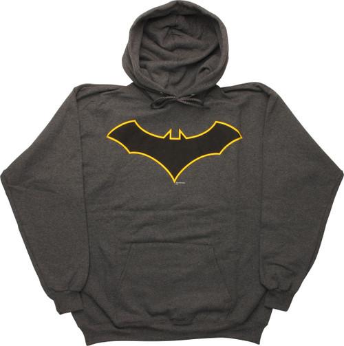 Batman Rebirth Logo Pullover Hoodie