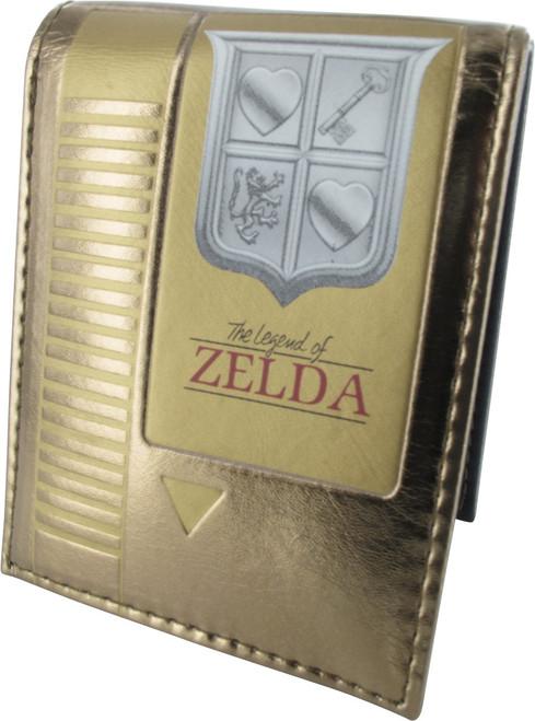 Zelda Gold Cartridge Bifold Wallet