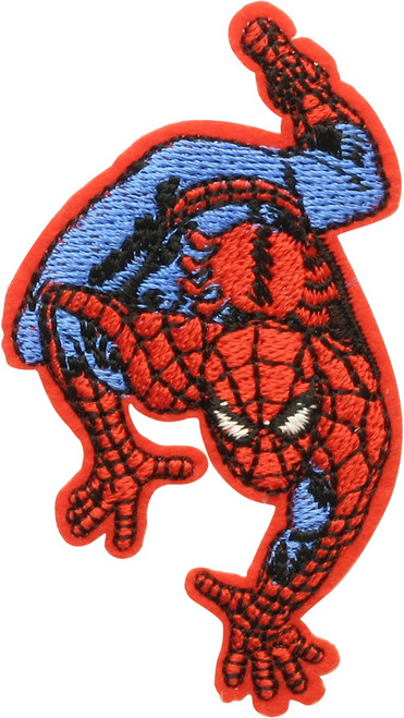 Spiderman Classic Wall Crawl Patch