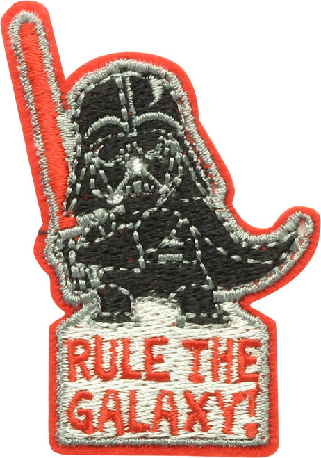 Star Wars Darth Vader Rule The Galaxy Patch
