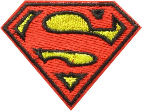 Superman Classic Logo Patch