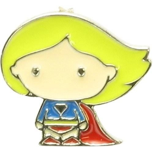Supergirl Cutie Wind Pose Pin