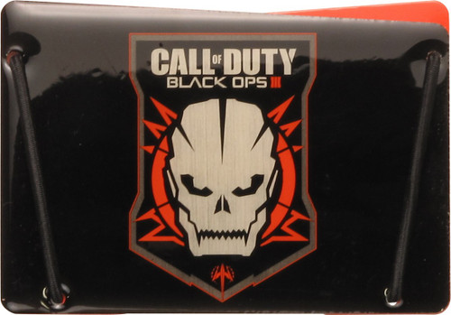 Call of Duty Black Ops 3 Aluminum Card Wallet