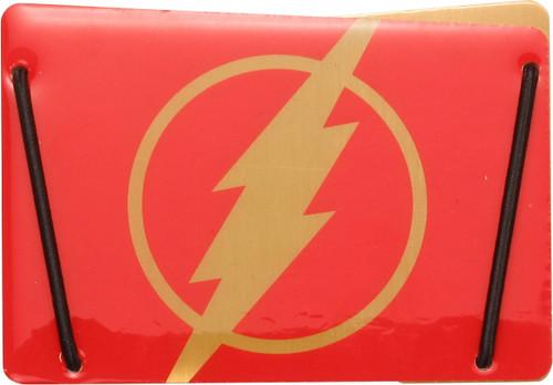 Flash Logo Aluminum Card Holder Wallet