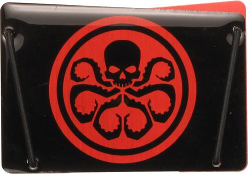 Hydra Logo Aluminum Card Wallet