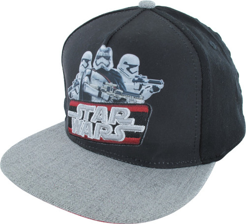 Star Wars Sublimated Trio Snapback Youth Hat