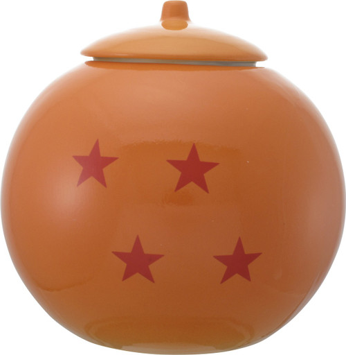 Dragon Ball Z Dragon Ball Lidded Ceramic Jar