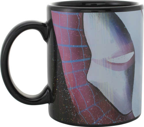 Spider-Gwen Heat Changing Mug