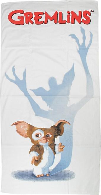 Gremlins Gizmo Poster Towel