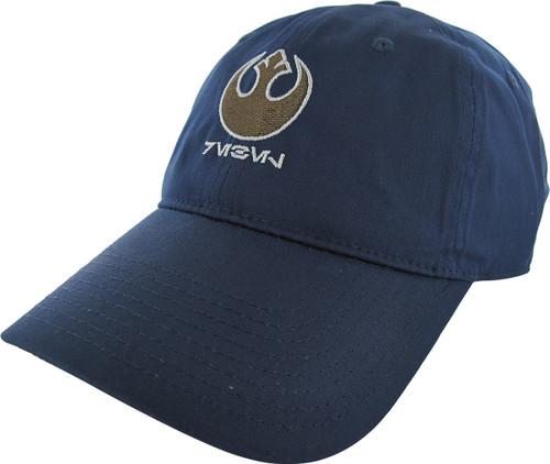 Star Wars Rogue One Rebel Logo Buckle Hat