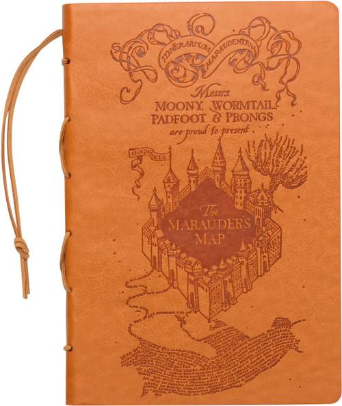 Harry Potter Marauders Map Journal