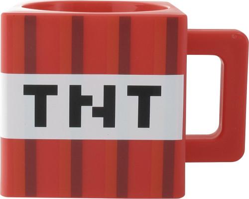 Minecraft TNT Block Plastic Mug