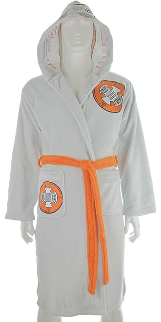 Star Wars BB-8 Hooded Fleece Robe
