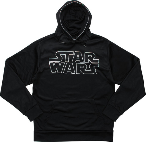 Star Wars Foiled Outline Name Pullover Hoodie