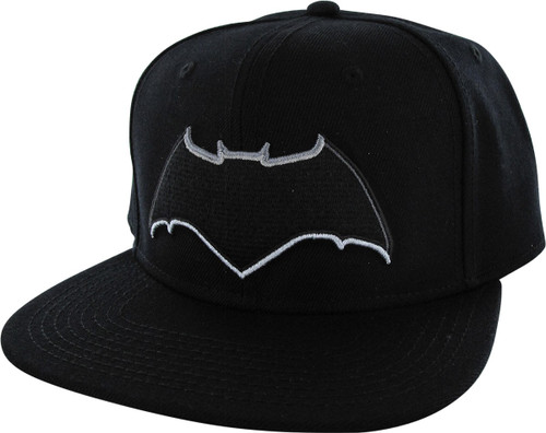 Batman Core Line Logo Justice League Snapback Hat