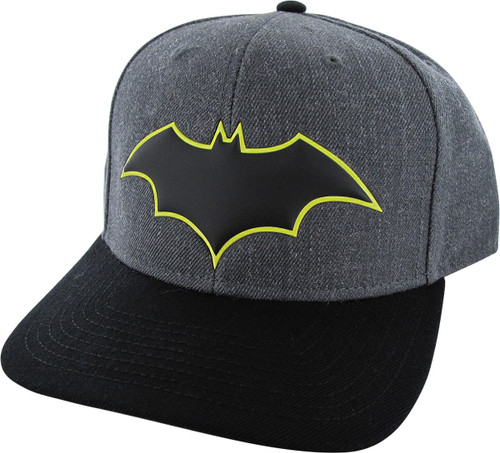 Batman Rebirth Logo Snapback Hat