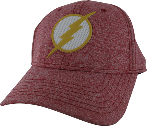 Flash New 52 Logo Heather Flex Hat