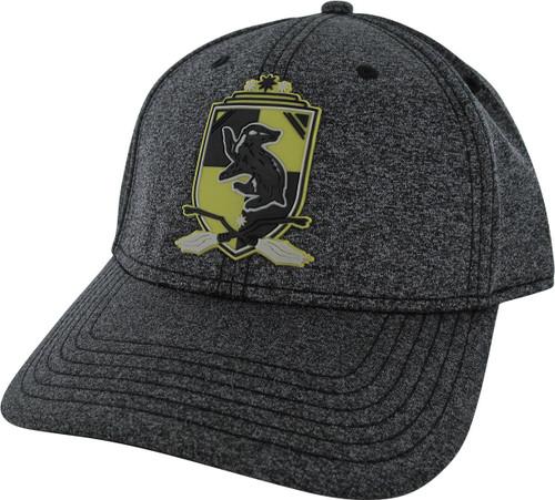 Harry Potter Hufflepuff Crest Flex Hat