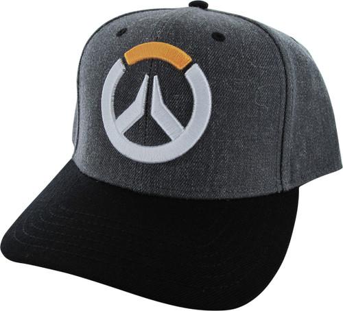 Overwatch Logo Sublimated Bill Image Snapback Hat