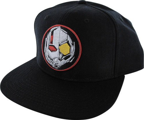 Ant-Man and the Wasp Helmet Logo Snapback Hat