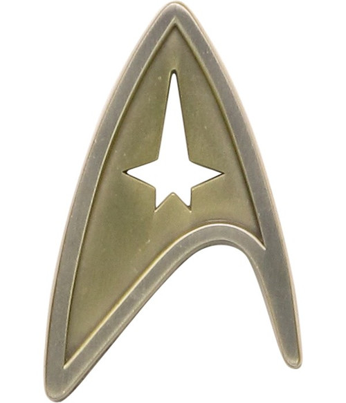 Star Trek Beyond Command Insignia Magnetic Pin