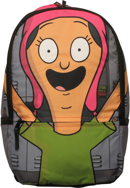 Bob's Burgers Louise Arms Up Backpack
