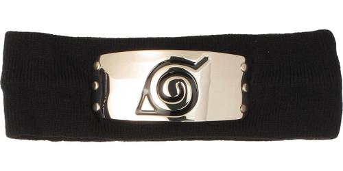Naruto Leaf Village Plate Headband